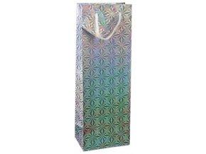 Papírová taška na 1 láhev T0003
