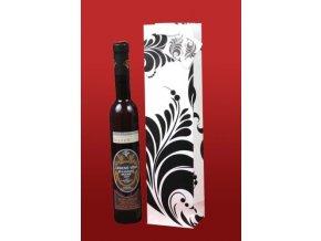 Papírová taška na ledové víno T0009