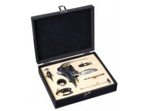 Otvírák na víno DELUXE v krabičce s přísluš. Z0014