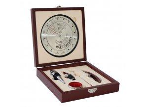 Krabička – bar compas a 5 pomůcek Z0059
