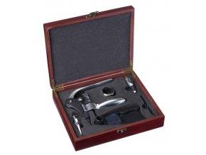 Otvírák na víno DELUXE v krabičce s přísluš. Z0009