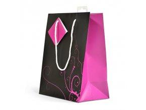 Papírová taška dárková, střední T0060