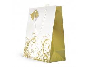 Papírová taška dárková, velká T0065