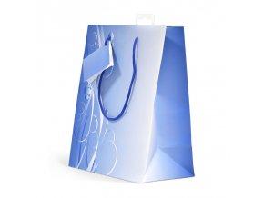 Papírová taška dárková, střední T0069