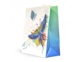 Papírová taška dárková, velká T0071
