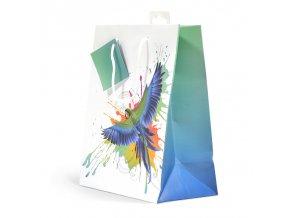Papírová taška dárková, střední T0072