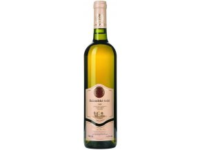 Vinařství Židek - Rulandské šedé - výběr z hroznů