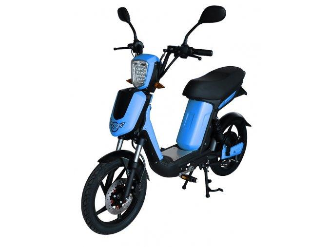 Elektrický motocykl RACCEWAY E-BABETA