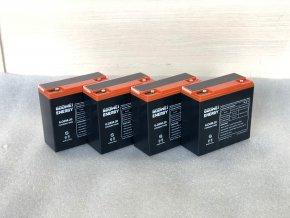 Trakční olověný akumulátor 48V 24Ah - pro model SELVO 3500.6