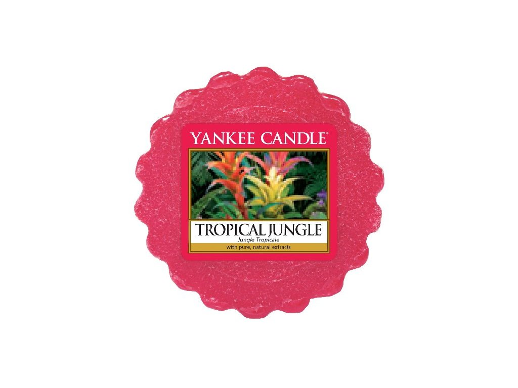 31565 YC vosk Tropical jungle