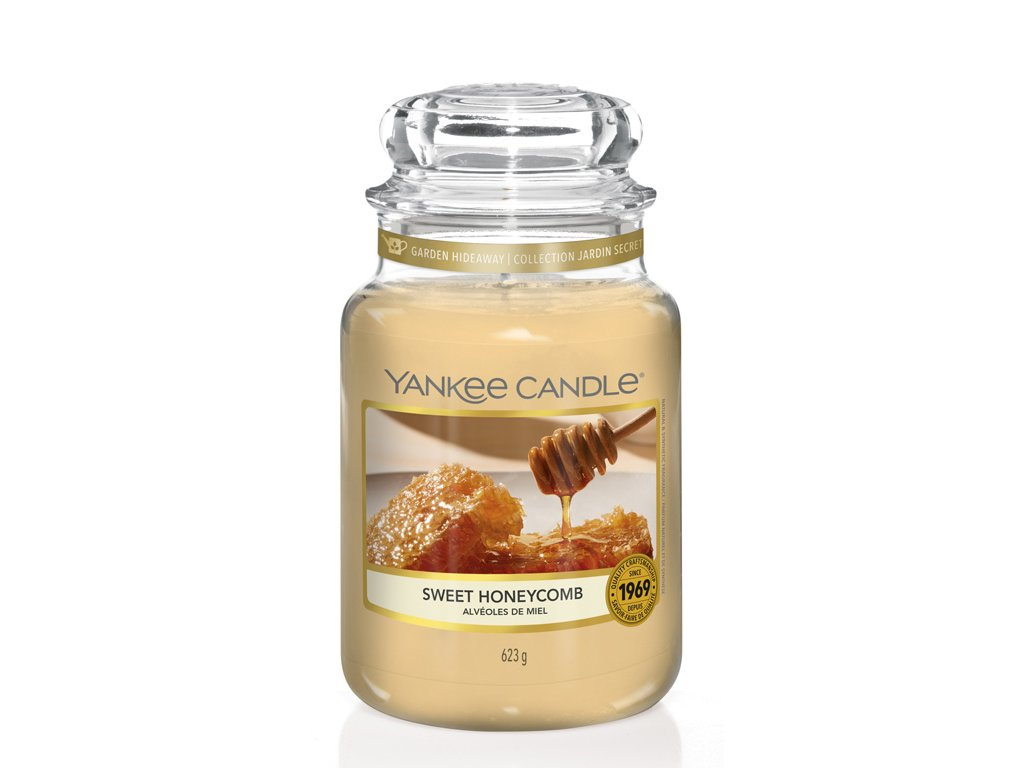 35620 YC velká Sweet honeycomb