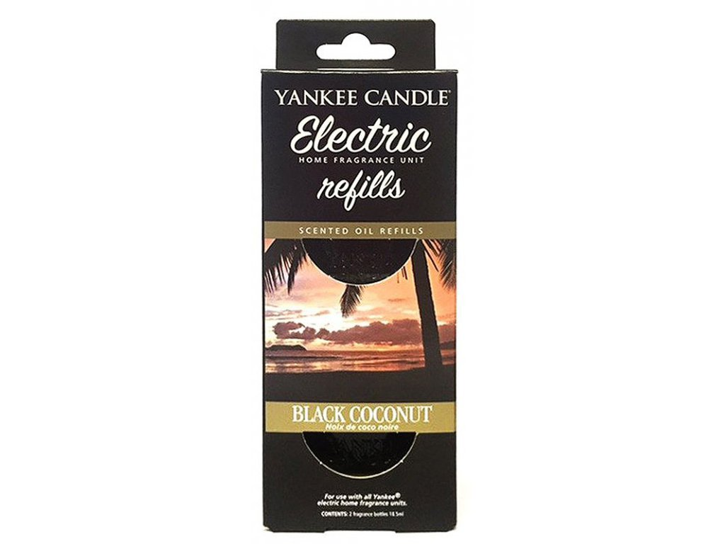 27718 YC electric Black coconut