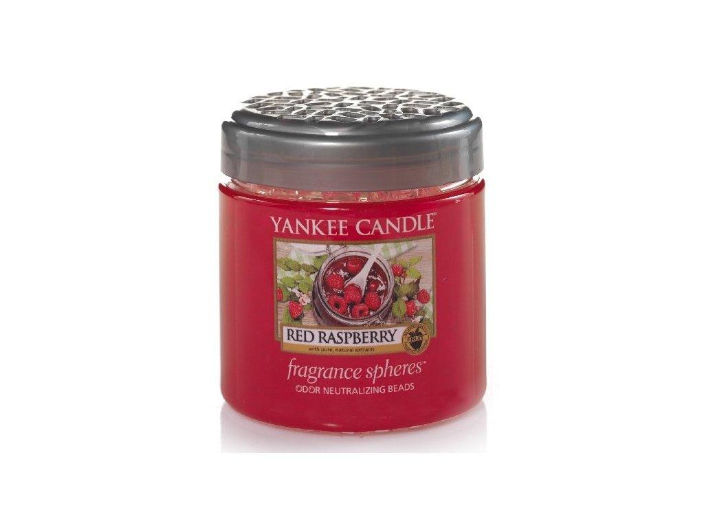 27716 YC vonné kuličky Red raspberry