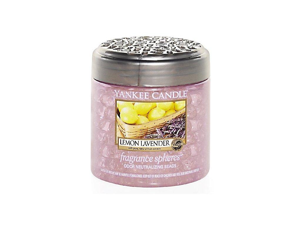27713 YC vonné kuličky Lemon lavender