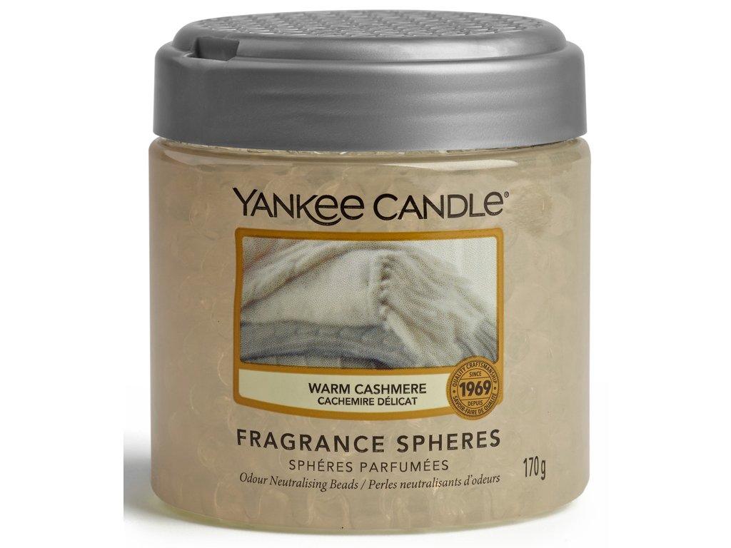 34869 YC vonné kuličky Warm cashmere