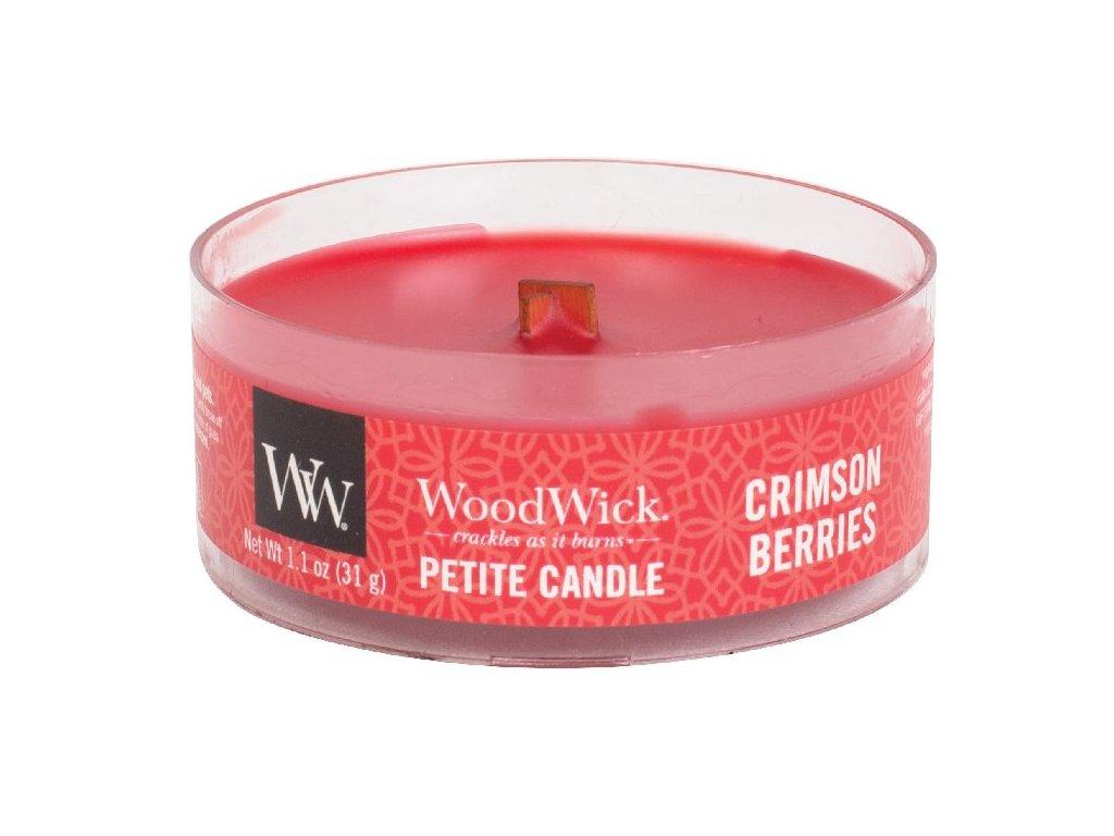 31786 WW kulatá Crimson berries