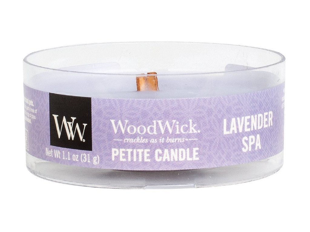 31862 WW kulatá Lavender spa