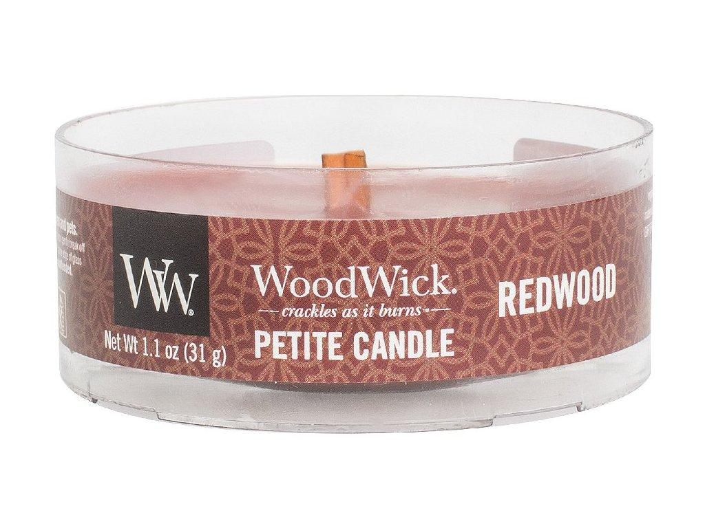 31928 WW kulatá Redwood