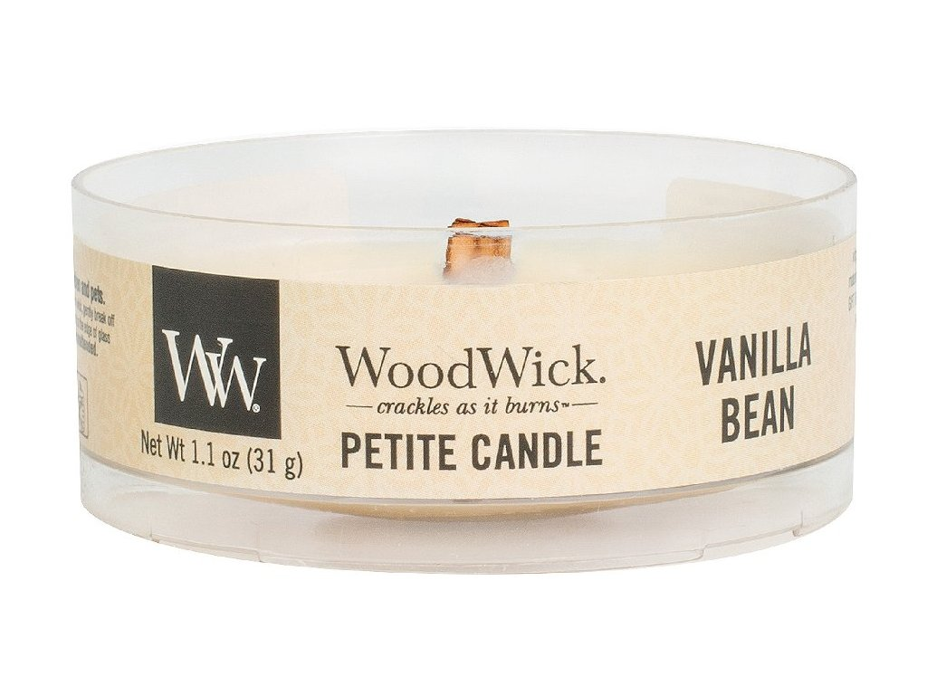 31986 WW kulatá Vanilla bean