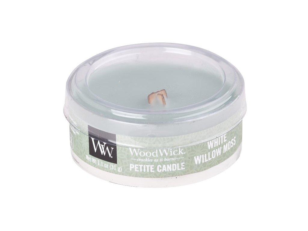 32008 WW kulatá White willow moss