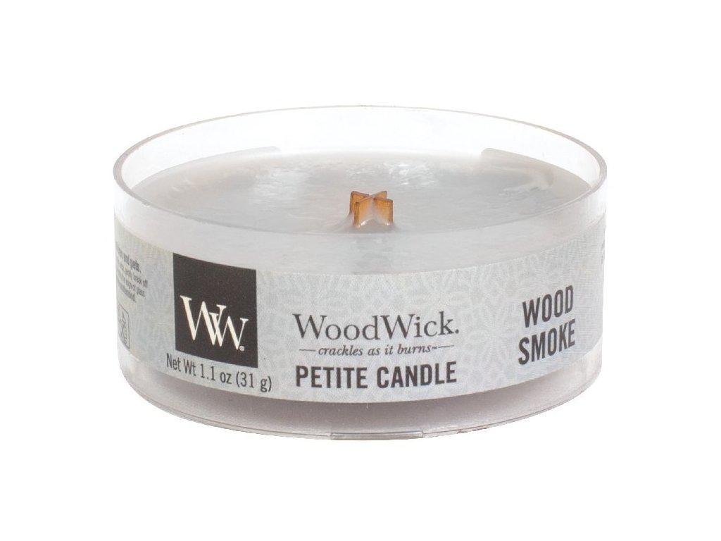 32022 WW kulatá Wood smoke