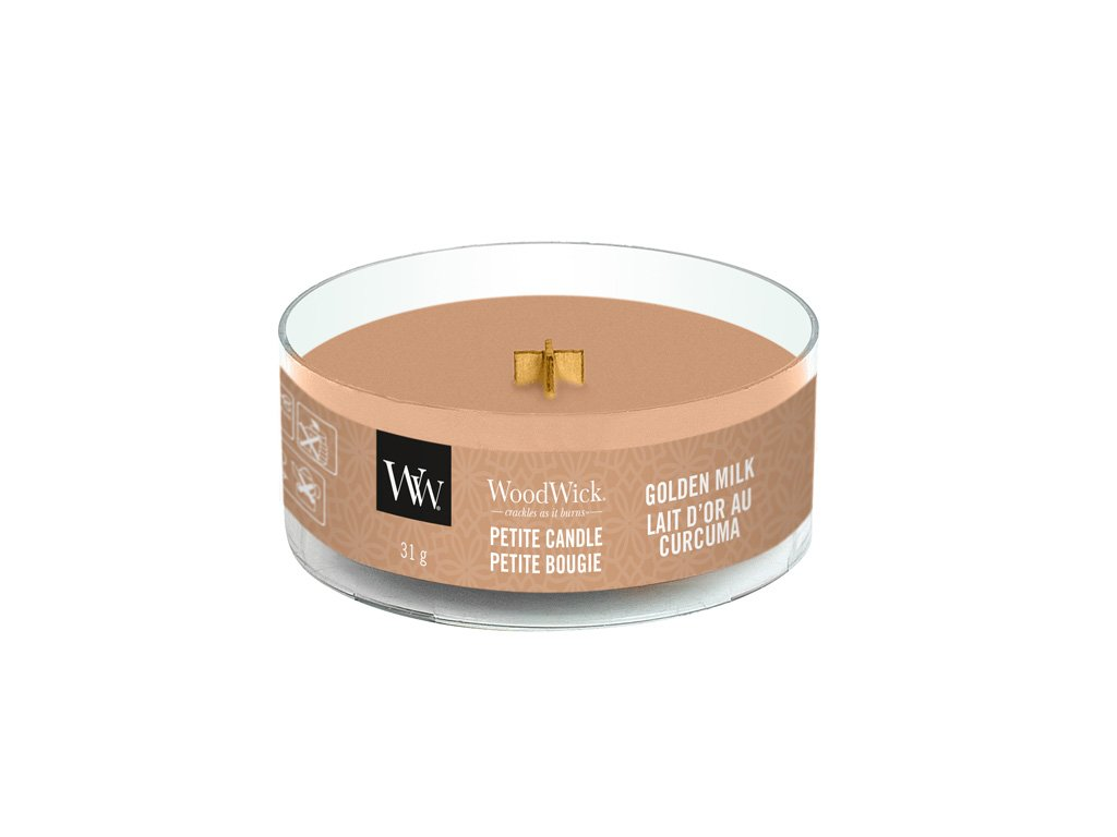 35543 WW kulatá Golden milk Lait d´or au curcuma