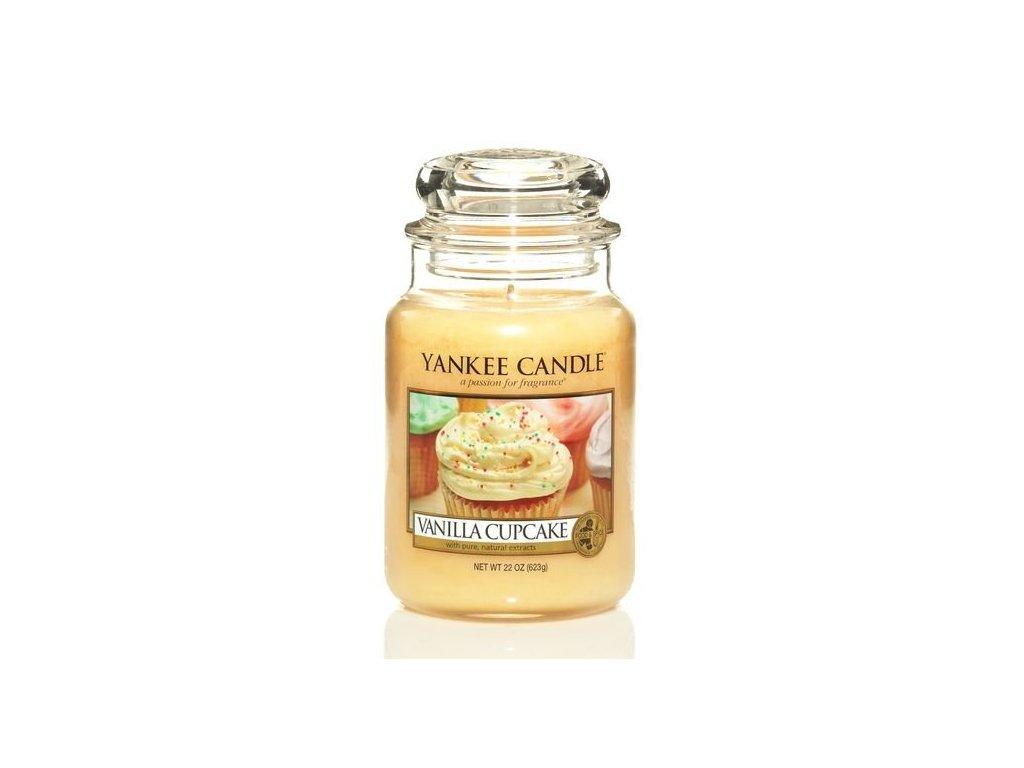 Yankee Candle Vanilla Cupcake
