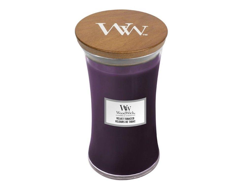 WW Velvet tobacco velká