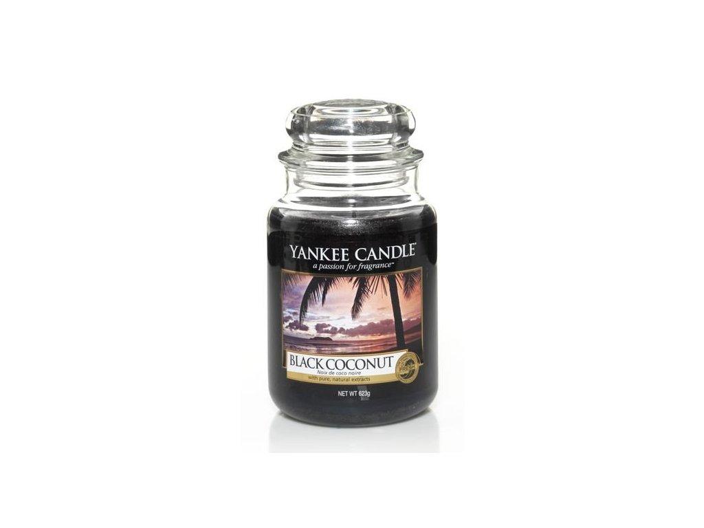 22661 YC velká Black coconut