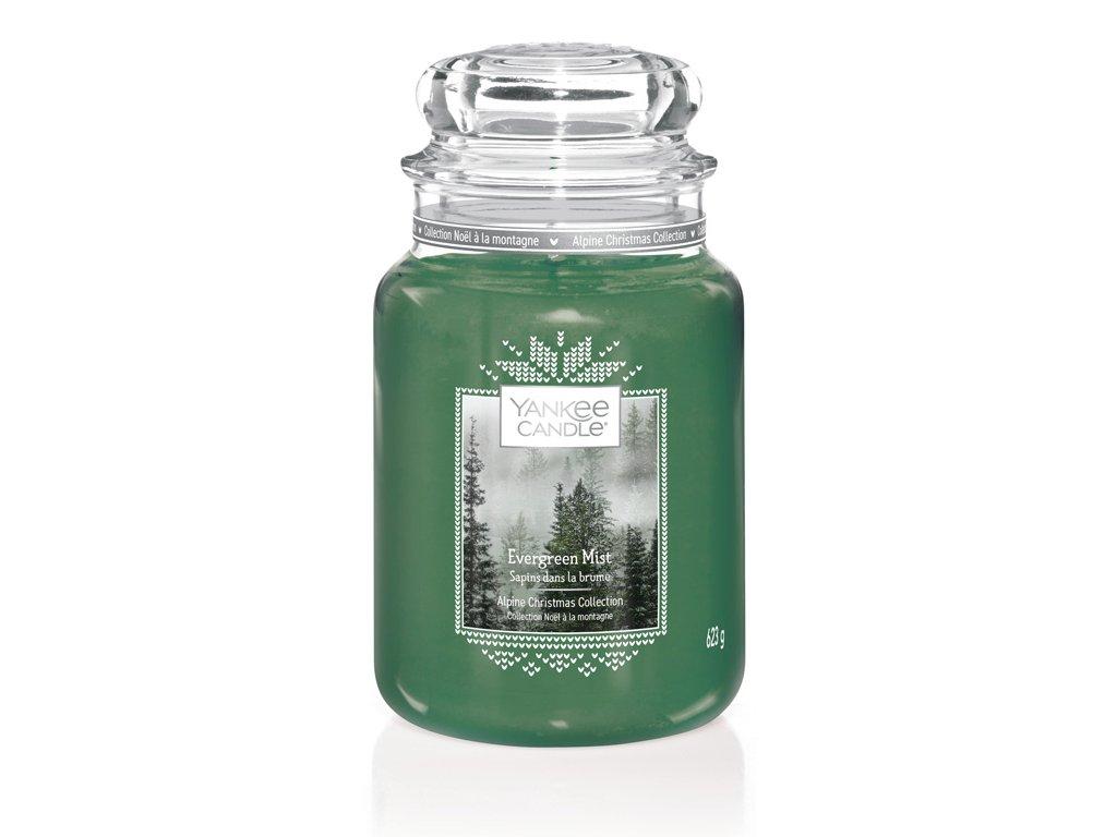 34691 YC velká Evergreen mist