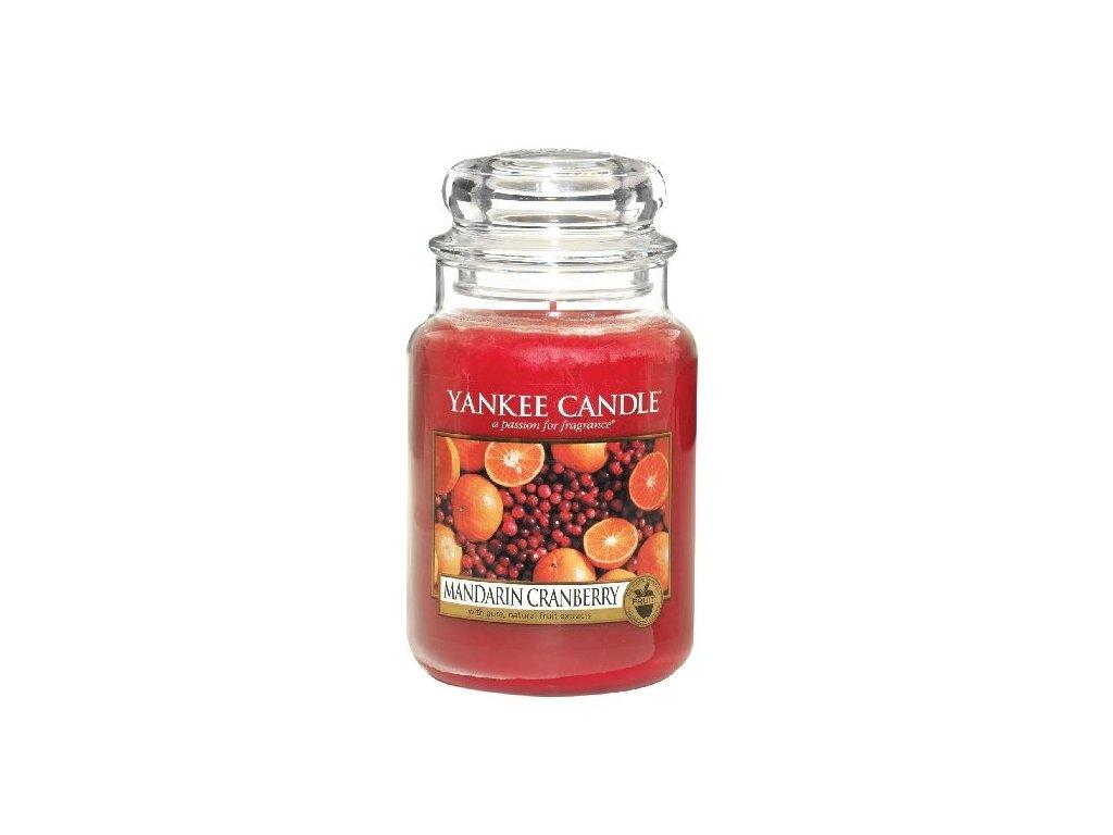 12864 YC střední Mandarin cranberry