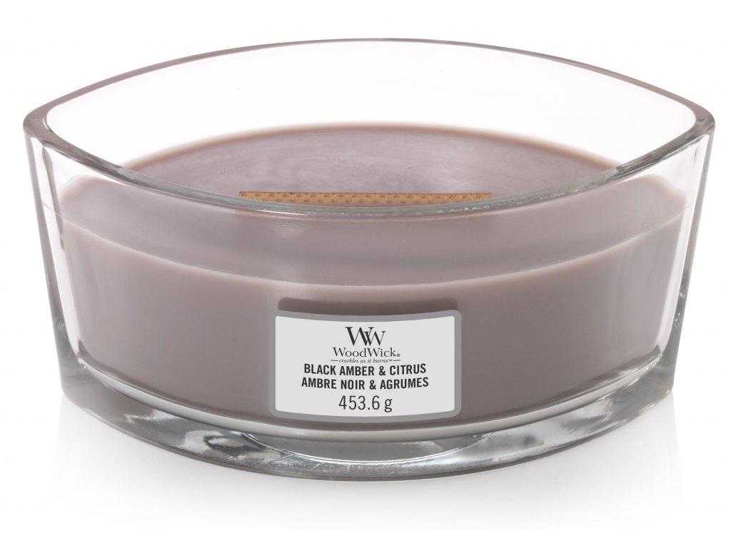 33816 WW loď Black amber& Citrus Amber noir & Argumes