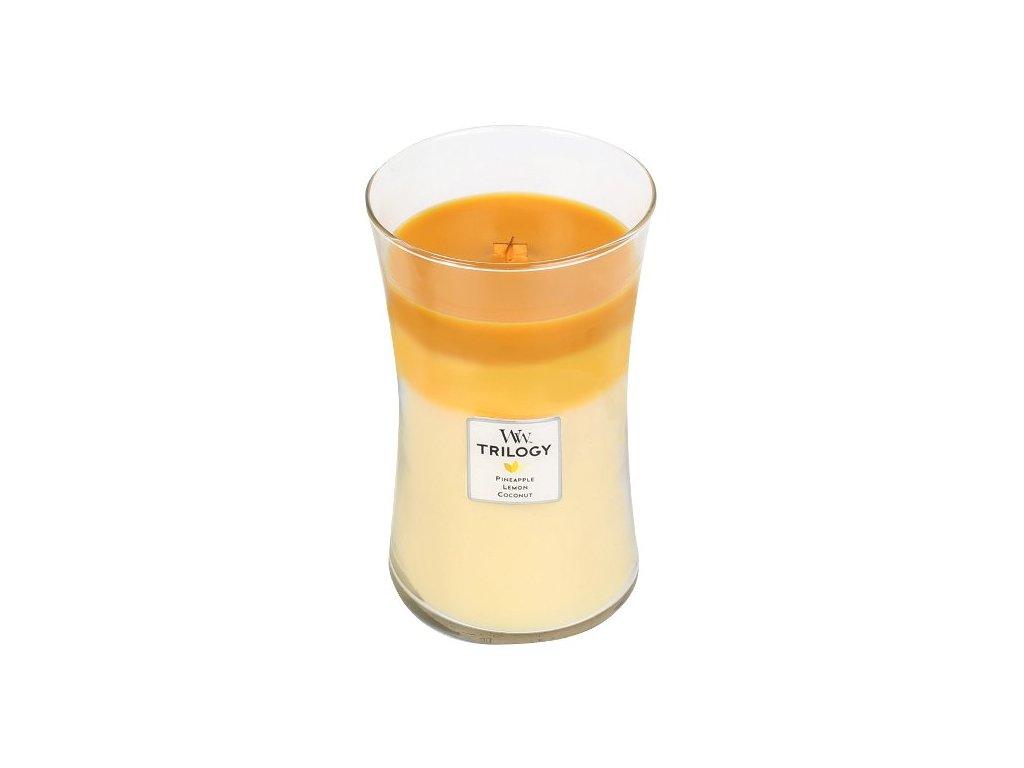 32040 WW velká TRILOGY Pineapple Lemon Coconut