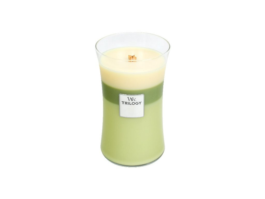 32043 WW velká TRILOGY Lemongrass & Lily Bergamot & Basil Willow