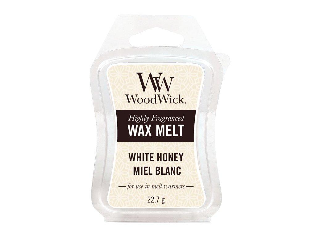 34072 WW vosk White honey Miel blanc