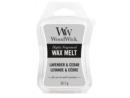 WW vosk Lavender & Cedar