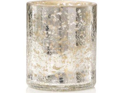 Sklo votiv Mercury glass