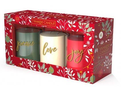 Krabička 10vosků vánoce