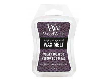 WW vosk Velvet tobacco