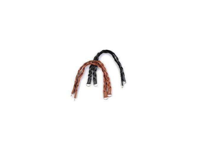 Ucha na tašky proplétaná délka 49 cm - 3 odstíny