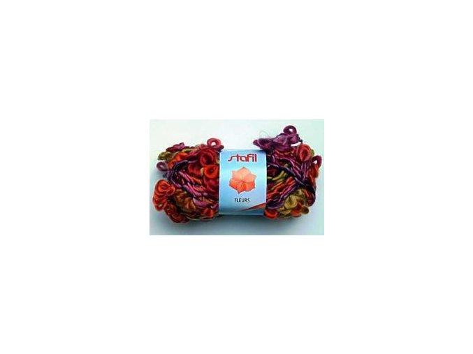 Příze Stafil Fleur (50 g) - 9 barev