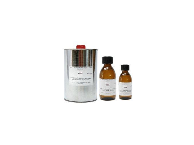 Vlašskoořechový olej UMTON - 3 varianty