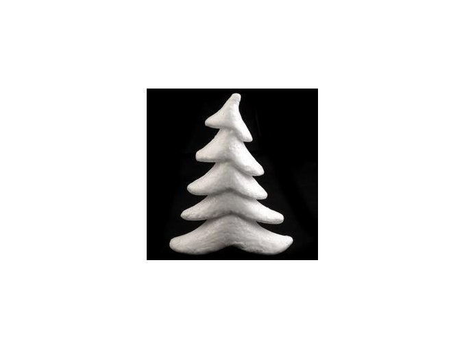 Polystyrenový Strom 16x20 cm