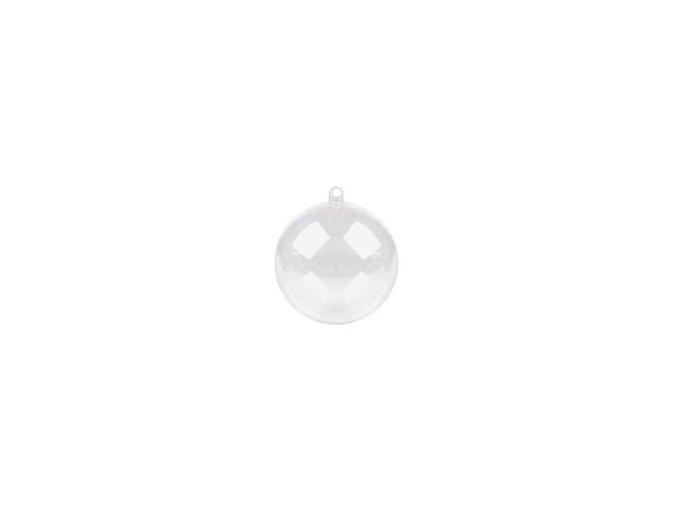 Plastová koule dvoudílná pr. 50 mm
