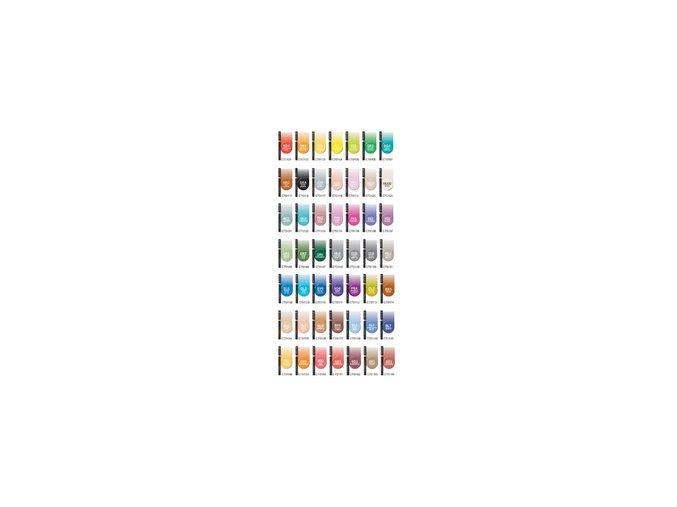 Stínovací fixy Chameleon - 52 odstínů