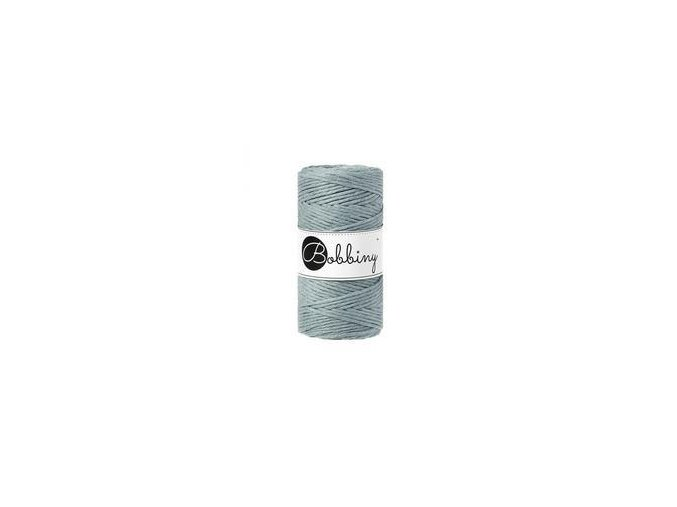 Bobbiny Macrame REGULAR (3mm) - RAW DENIM