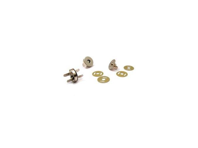 Zapínání magnet pr. 18 mm (5 sad)