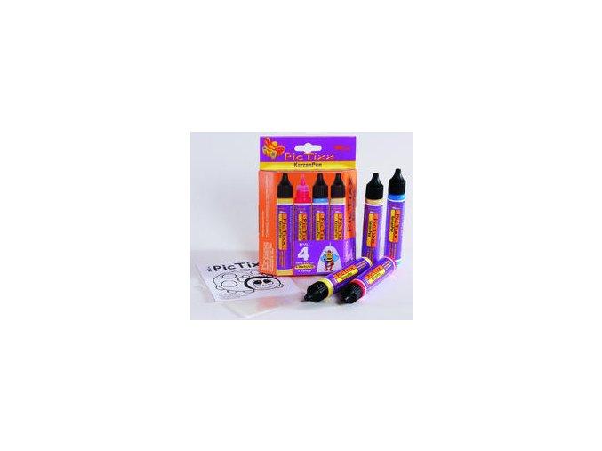 Sada Hobby Line PicTixx Pen, na svíčky