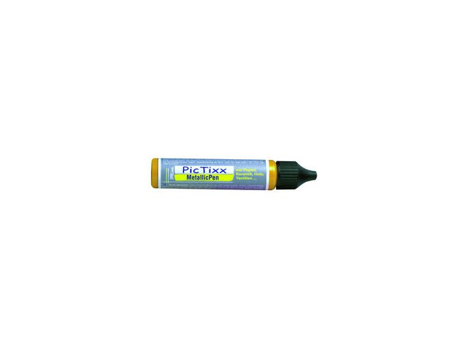 Hobby Line PicTixx Pen, metalická (29 ml) - 8 odstínů