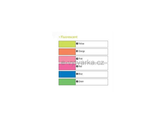 Tempera Pebeo Primacolor Liquid Fluorescent (150 ml) - 3 odst.